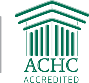 ACHC Accredited pillar