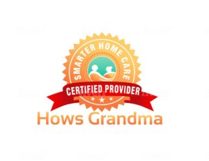 HowsGrandma Certified Provider - smarter home care